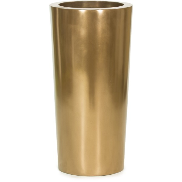 Glory switch Pflanvase bronze