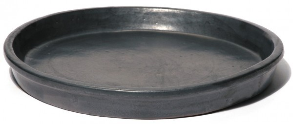 Untersetzer rund   Graphit Keramik