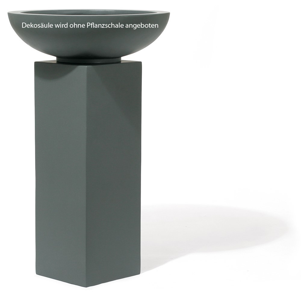 base dekos ule grau urbanline terrapalme heim und. Black Bedroom Furniture Sets. Home Design Ideas