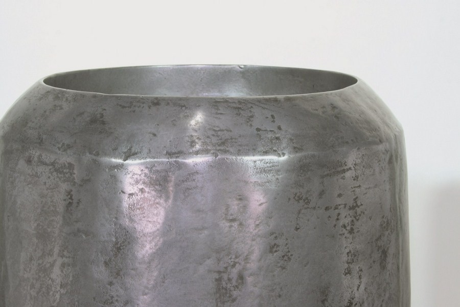 Loft aluminium Pflanzvase