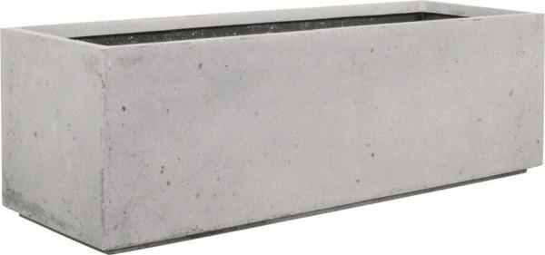 Divide grey   Polystone Pflanztrog