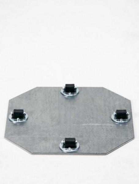 Rollengestell aus Metall | Bockrollen 4 x 8 mm