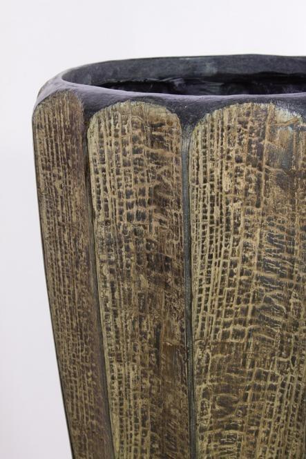 Firewood | Fiberglas Pflanzkübel