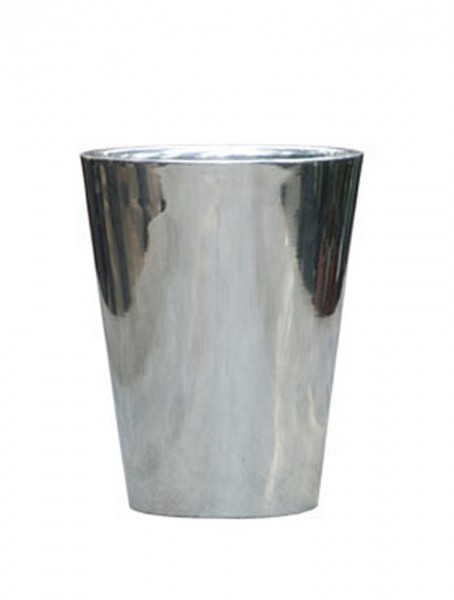 Aluminium Poliert Partner Pflanzvase