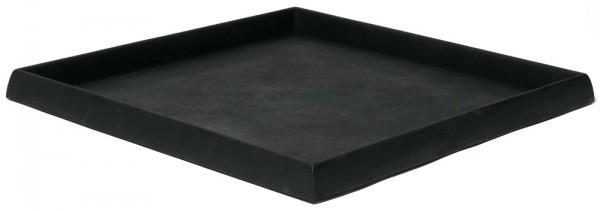 untersetzer quadratisch f r pflanzk bel artline cement terrapalme heim und gartenshop. Black Bedroom Furniture Sets. Home Design Ideas