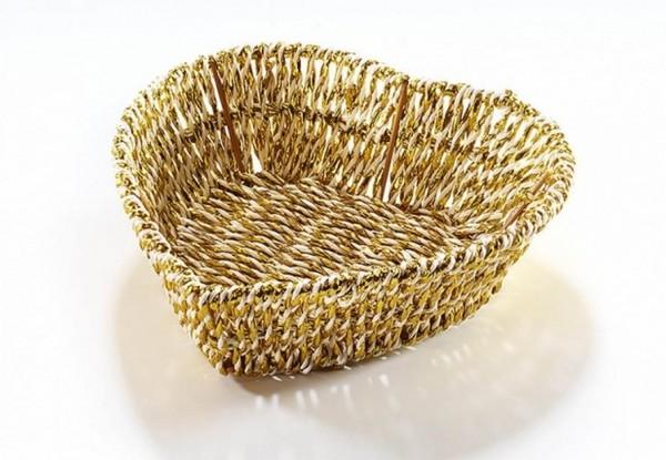 Goldene Dekoherz Schale