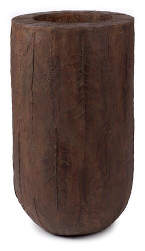 Tabo Craft   Tabakblätter Pflanzvase