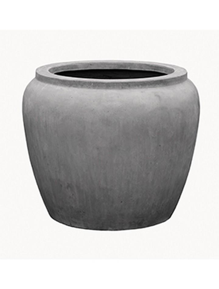 Grey welsh round alegria water jar pflanzkubel xxl for Whirlpool garten mit pflanzkübel xxl keramik