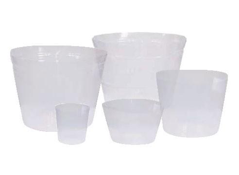 Inliner Kunststoff Einsätze transparent