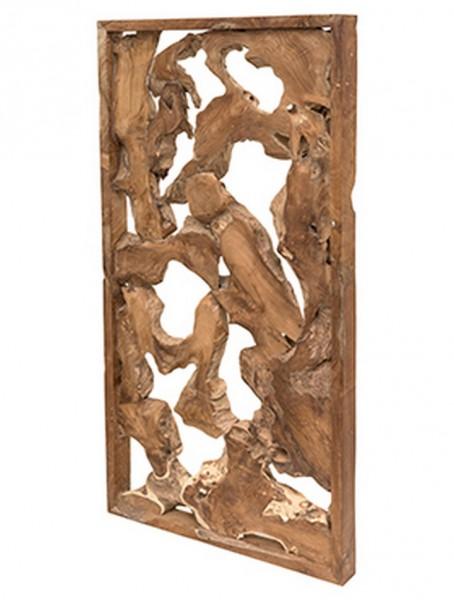 Jati Dekoholz Bilderrahmen - Decowood 60 x 120 cm