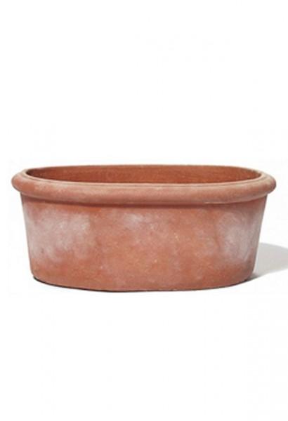 Vasca Liscia   TerraDura Terracotta