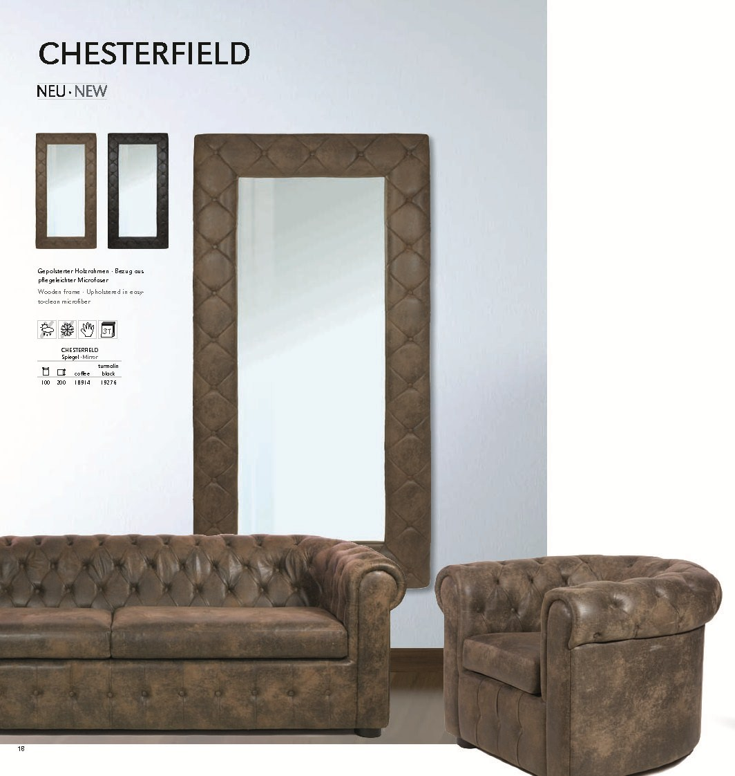 Chesterfield Dekorahmen