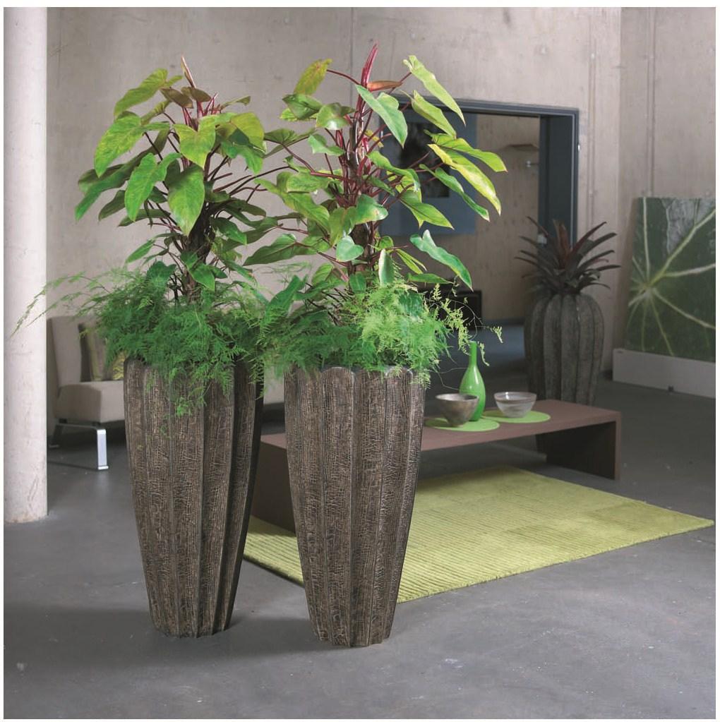 Firewood Vase