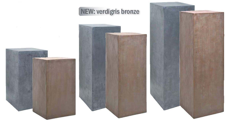 dekos ule fiberglas pedestal aluminium terrapalme heim. Black Bedroom Furniture Sets. Home Design Ideas