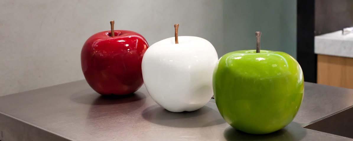 apfel rot apple fruit dekofrucht terrapalme heim. Black Bedroom Furniture Sets. Home Design Ideas