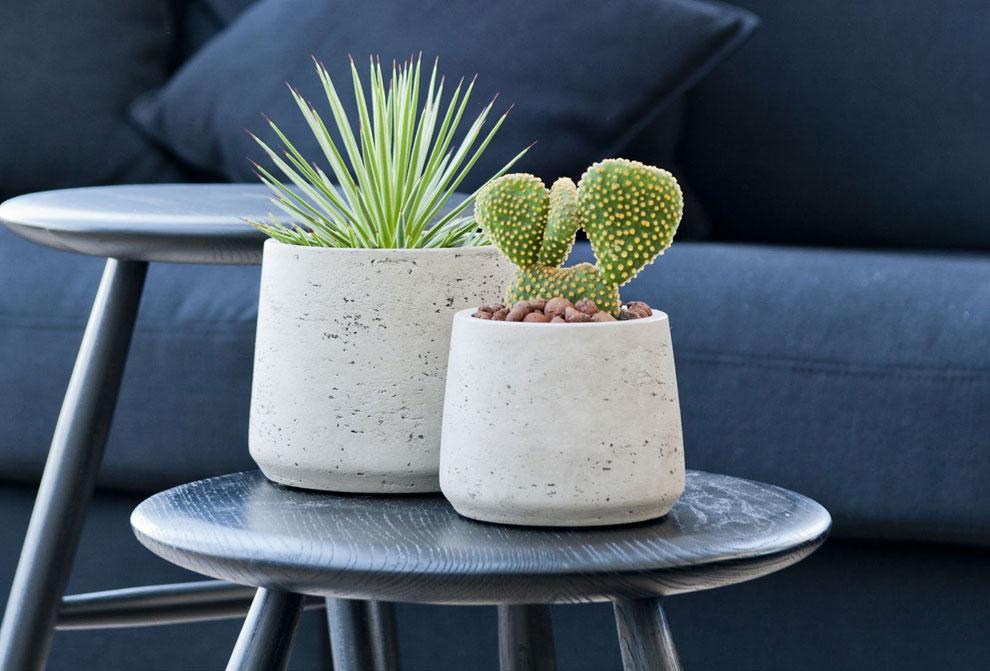 charlie rough tischk bel eco ficonstone terrapalme heim und gartenshop. Black Bedroom Furniture Sets. Home Design Ideas