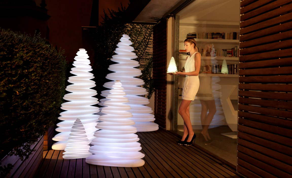 vondom chrismy led baum