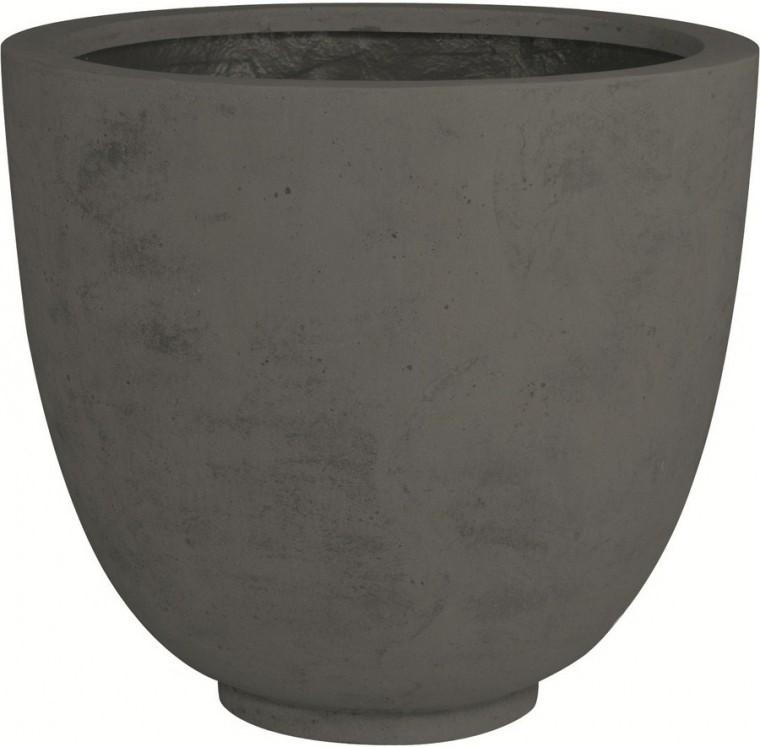 ego giant anthracite polystone xxl pflanzk bel terrapalme heim und gartenshop. Black Bedroom Furniture Sets. Home Design Ideas