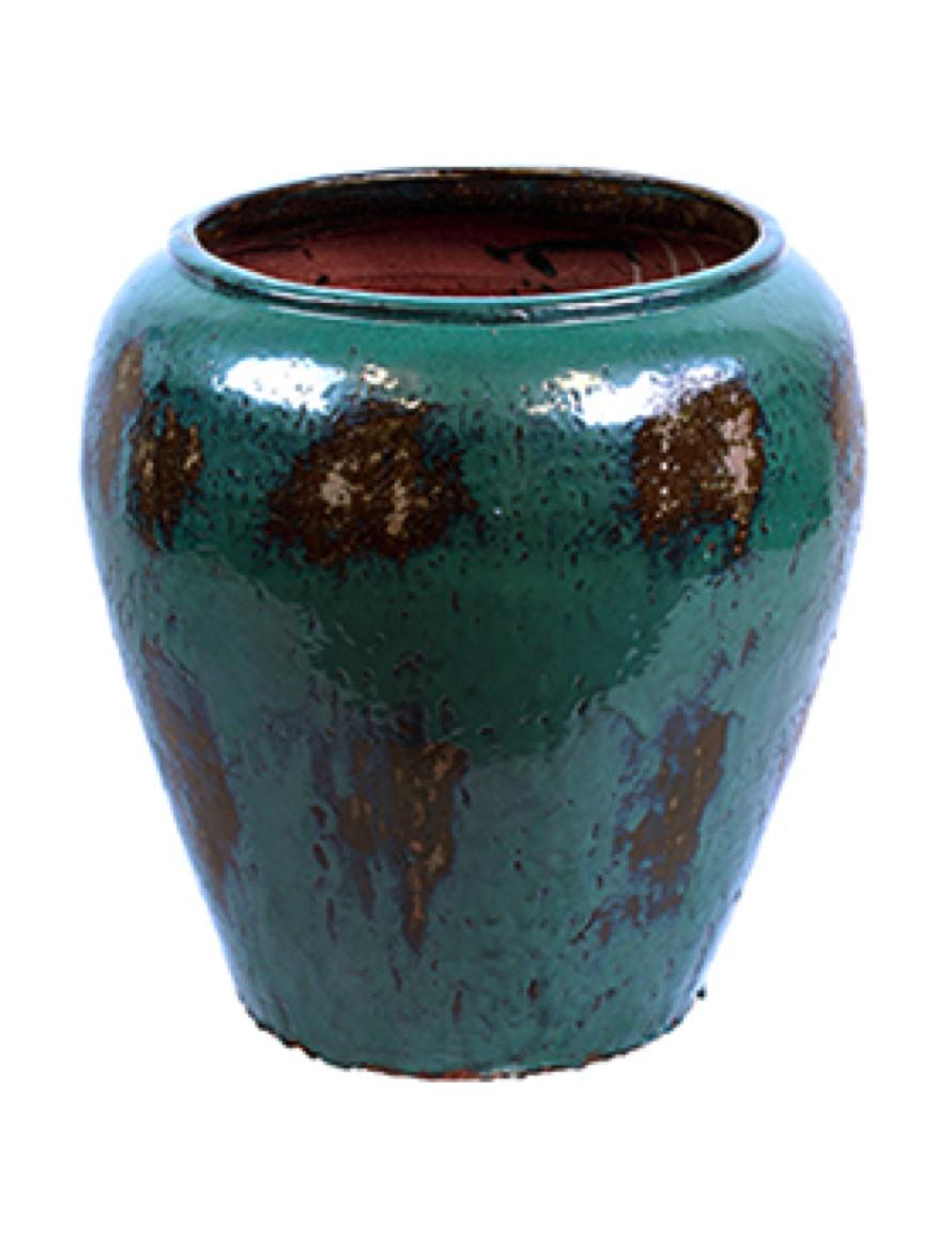 mystic keramik pflanzvase terrapalme heim und gartenshop. Black Bedroom Furniture Sets. Home Design Ideas