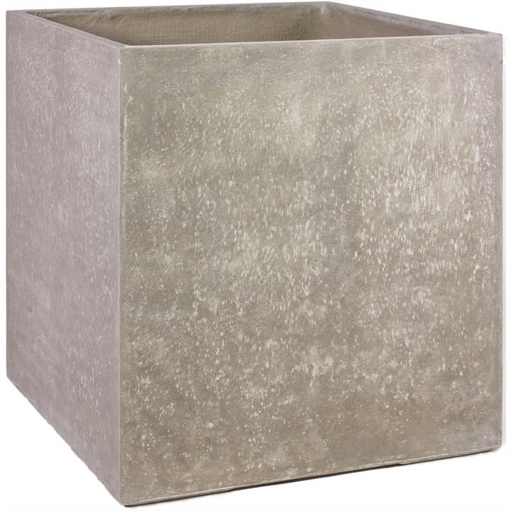 Division Cube naturbeton | Pflanzkübel | Terrapalme Heim- und ...