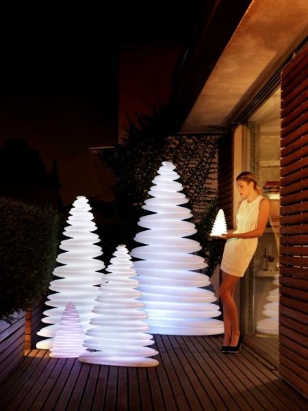 Shining tree 3d weihnachtsbaum au enleuchte terrapalme - Sapin de noel artificiel ikea ...