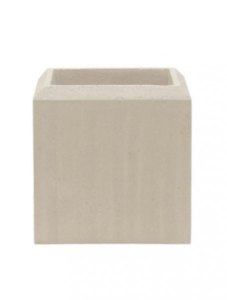 Polystone Square Pflanzkübel natural | Terrapalme Heim- und Gartenshop