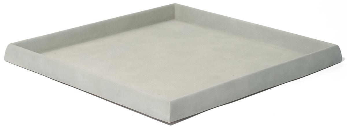 Untersetzer quadratisch für Pflanzkübel | Artline Cement ...