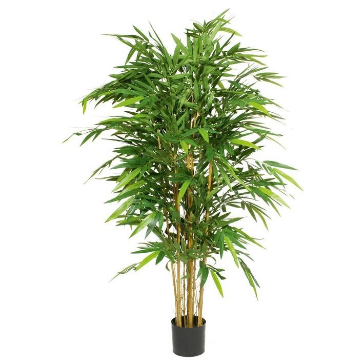 bambus deluxe kunstpflanze terrapalme heim und gartenshop. Black Bedroom Furniture Sets. Home Design Ideas