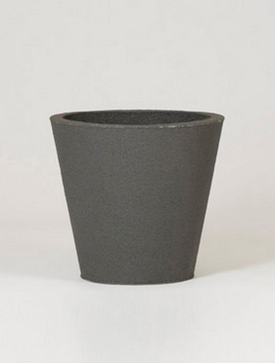 Zink JP Graphite Pflanzkübel | Terrapalme Heim- und Gartenshop