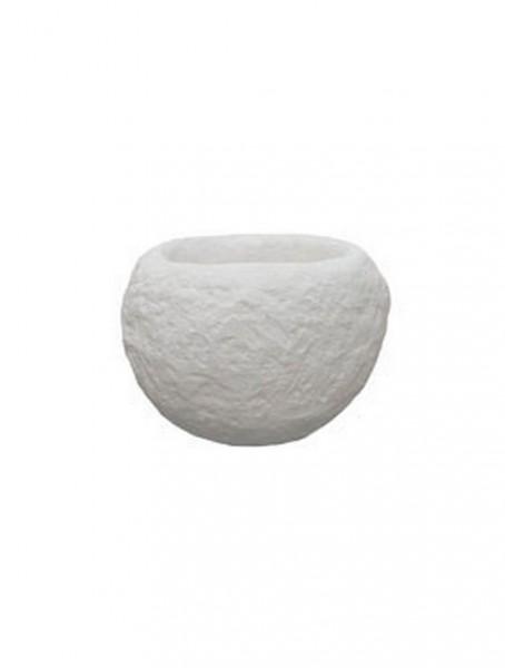 Findling white Pflanzkübel - Polystone Rock | Terrapalme Heim- und ...