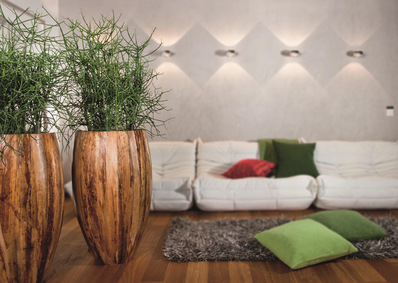 mellow fiberglas pflanzk bel bananenbl tter terrapalme heim und gartenshop. Black Bedroom Furniture Sets. Home Design Ideas
