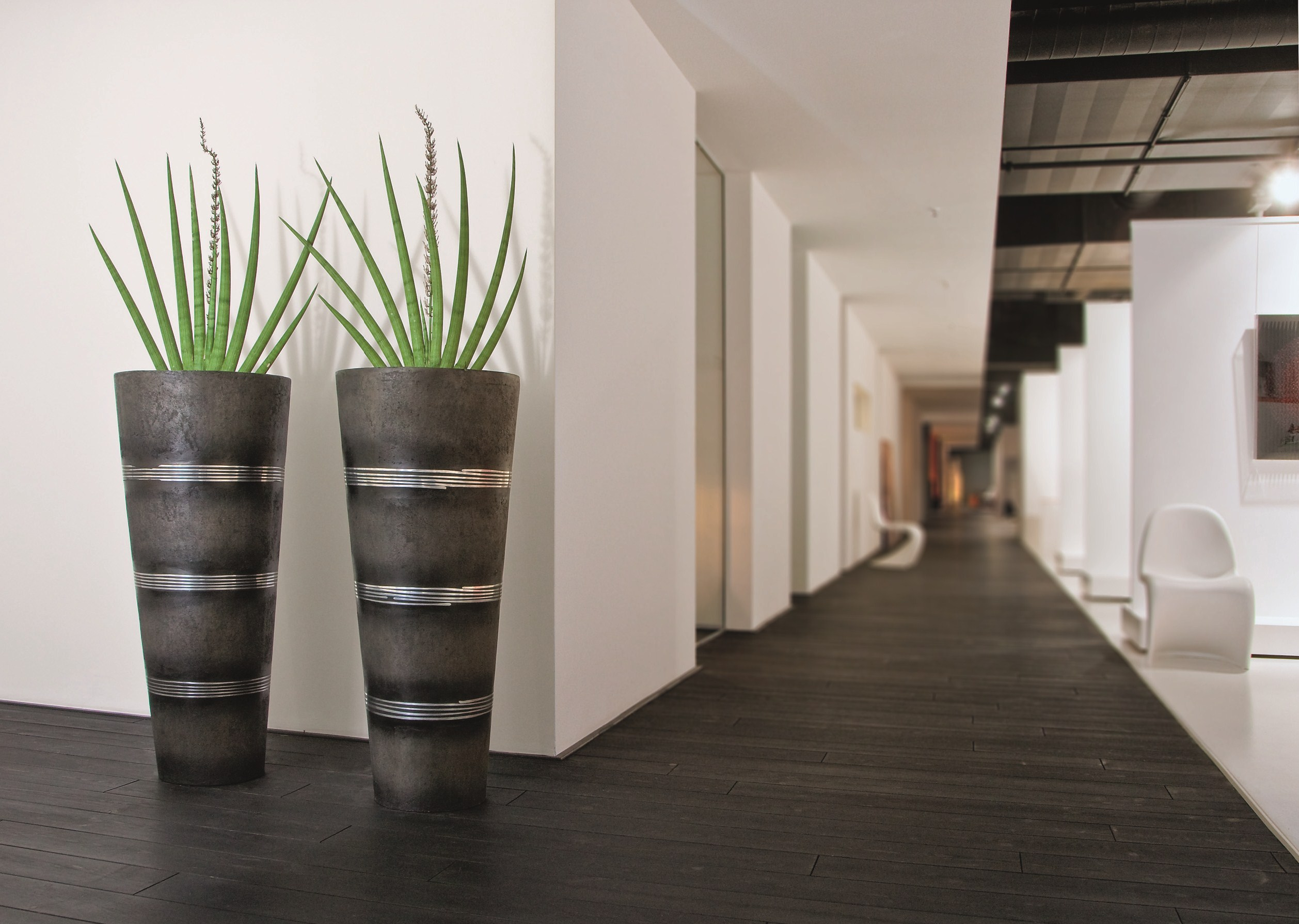 cosmos polystone pflanzk bel terrapalme heim und gartenshop. Black Bedroom Furniture Sets. Home Design Ideas