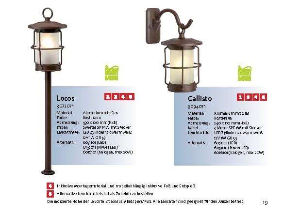 Locos Garden lights