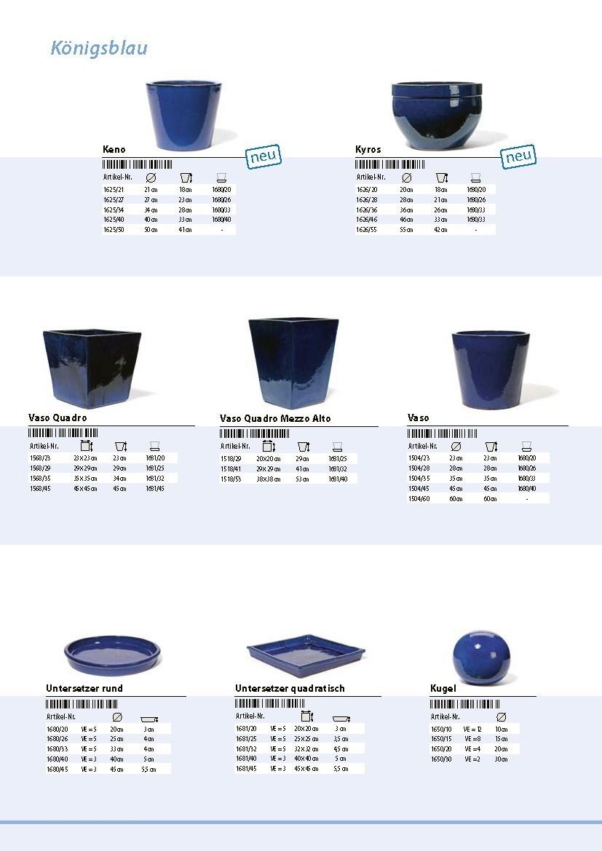 TerraDura-Keramik-Pflanzkuebel-Glasiert-KoenigsBlau