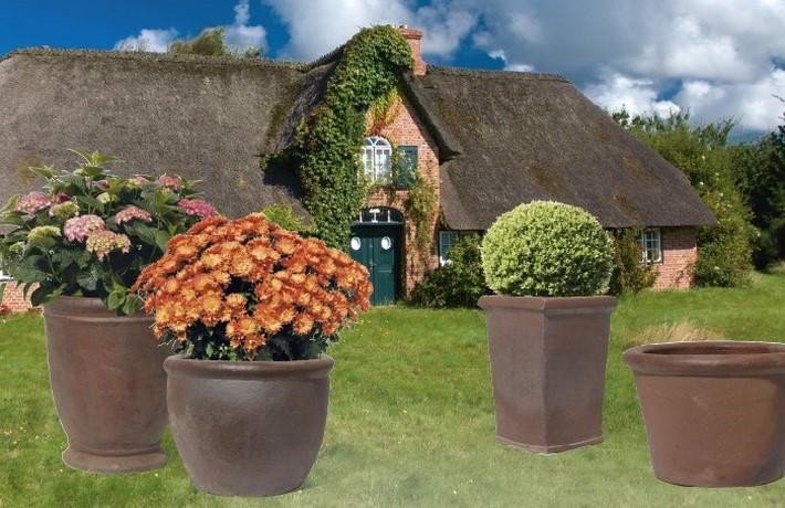 Augsburg Schale   Bison Keramik   Terrapalme Heim- und Gartenshop