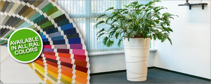 design pflanzkbel amazing das bild wird geladen einsatz. Black Bedroom Furniture Sets. Home Design Ideas